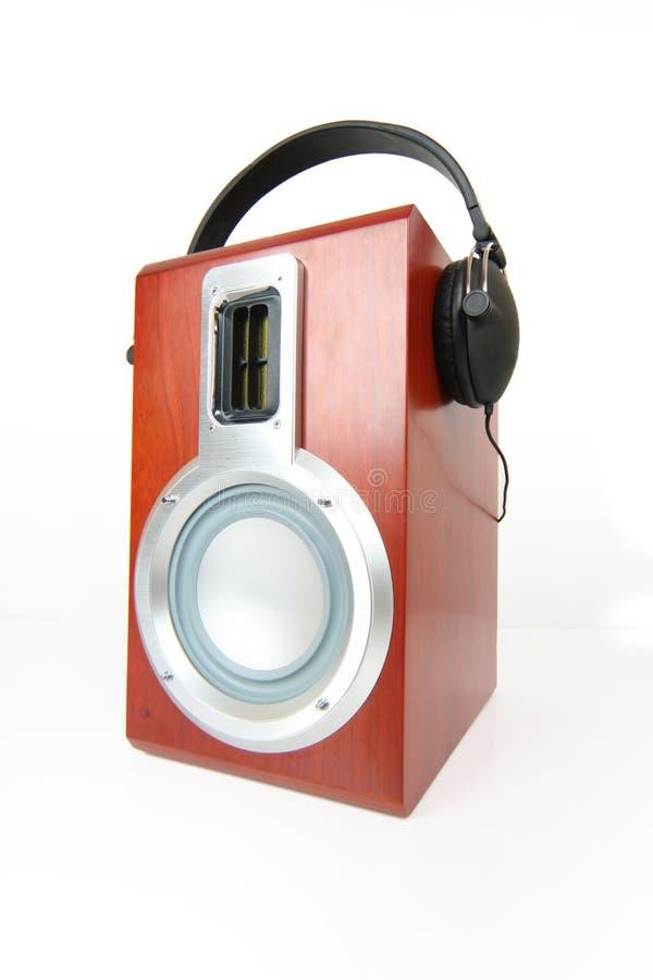 Stereo immagine stock