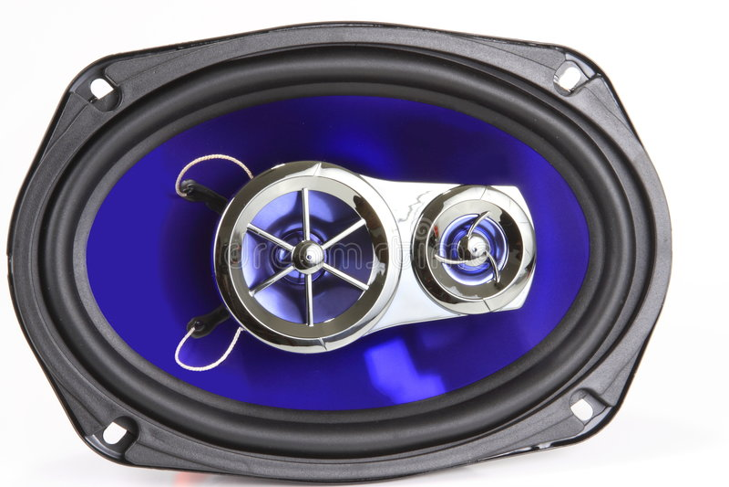 Download Stereo Speaker stock photo. Image of radio, player, movie - 3780602