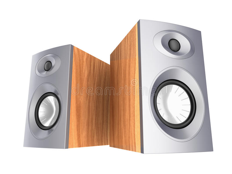 Download Stereo Speakers Stock Photos - Image: 23585343