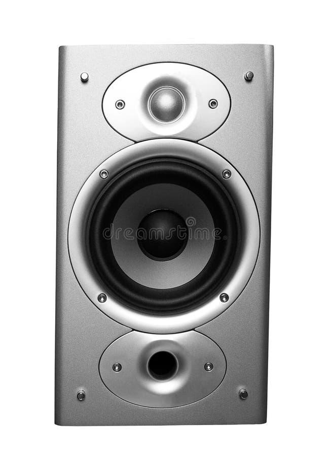 Stereo spreker royalty-vrije stock foto's