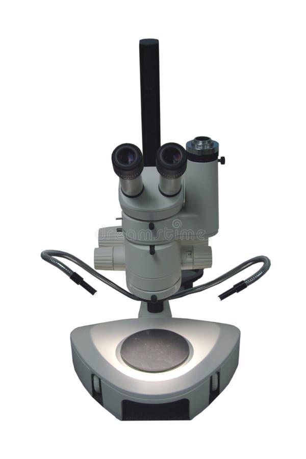 Stereomicroscope lizenzfreie stockbilder