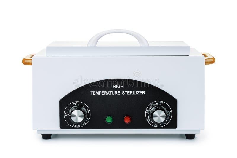 Sterilisator der Tischplattehohen temperatur stockbilder