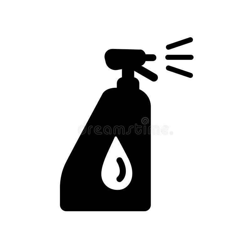 sterilization icon. Trendy sterilization logo concept on white b vector illustration