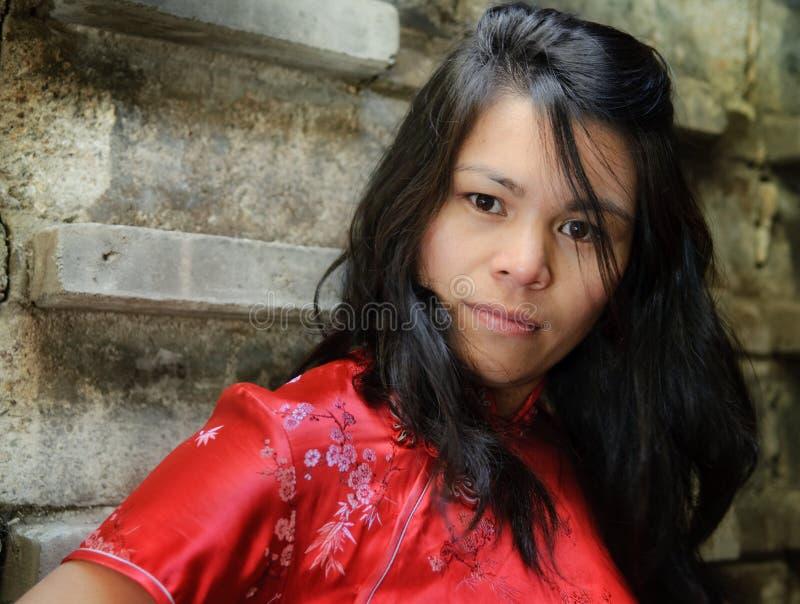 Sterke Vrouw royalty-vrije stock foto's