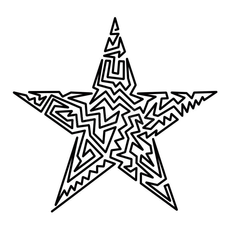 Stern stockbilder