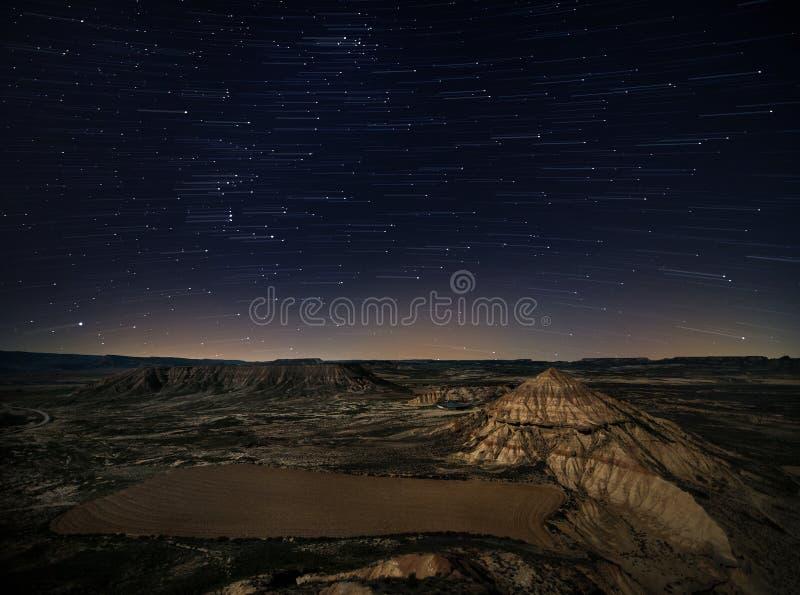 Download Sterne über der Wüste stockbild. Bild von sand, sommer - 27727557