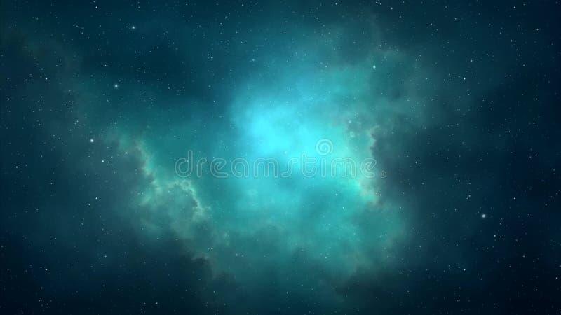 Sternenklares Video Des Universums Hd Des Galaxienächtlichen