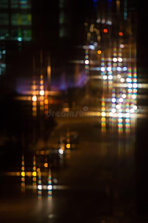 Sternenlichtnacht stockbild