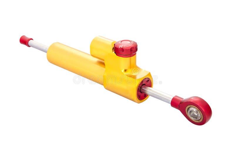 Sterowniczy zwilżacza lub sterowania stabilizator odizolowywający na bielu obrazy royalty free