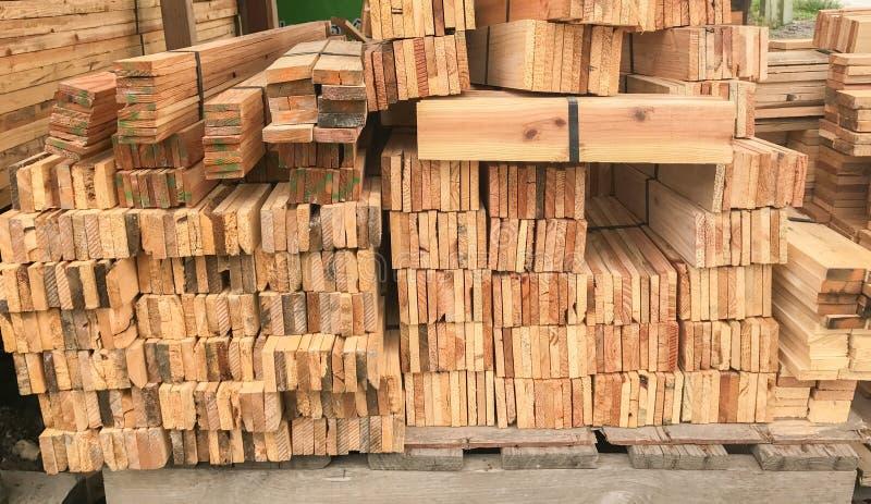 Sterta dębowy barłogu drewno zdjęcie stock
