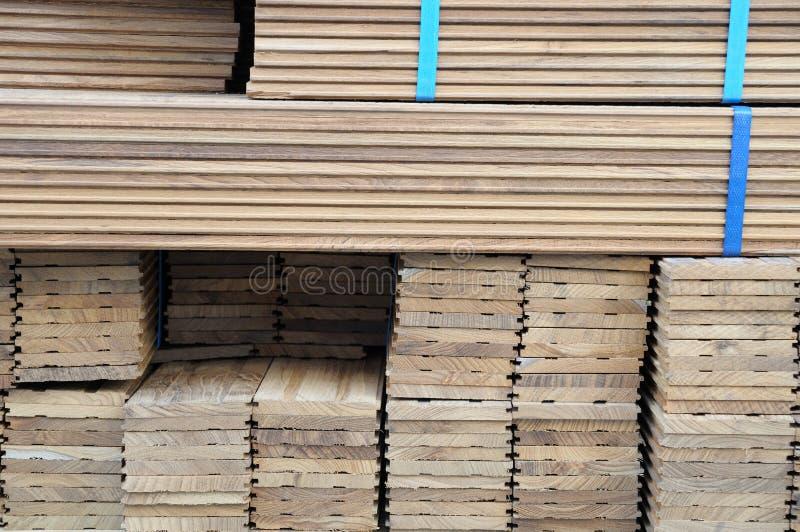 Sterta drewniane deski obrazy royalty free