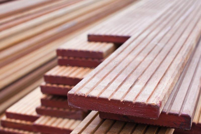 Sterta floorboards zdjęcia stock