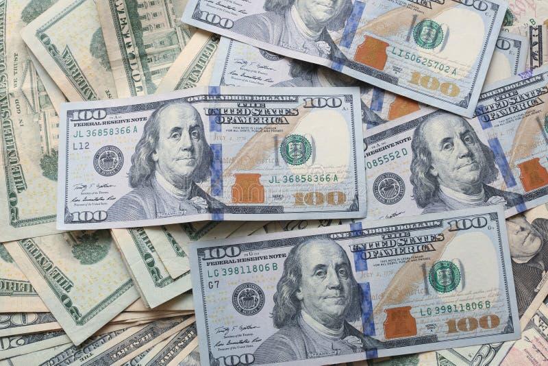 Sterty pieniądze fotografia royalty free