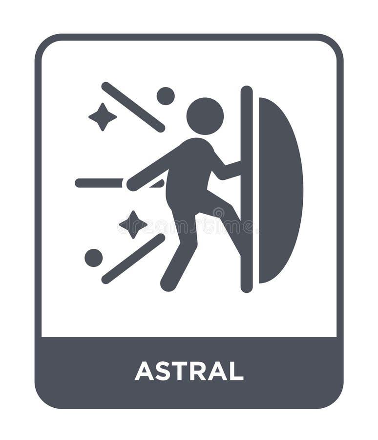 stervormig pictogram in in ontwerpstijl stervormig die pictogram op witte achtergrond wordt geïsoleerd stervormig vectorpictogram royalty-vrije illustratie