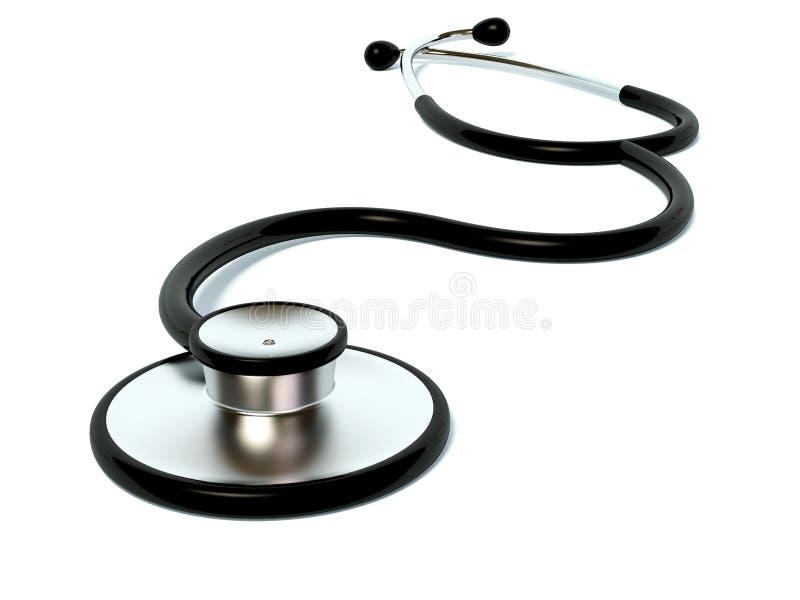 Stethoscoop stock foto's