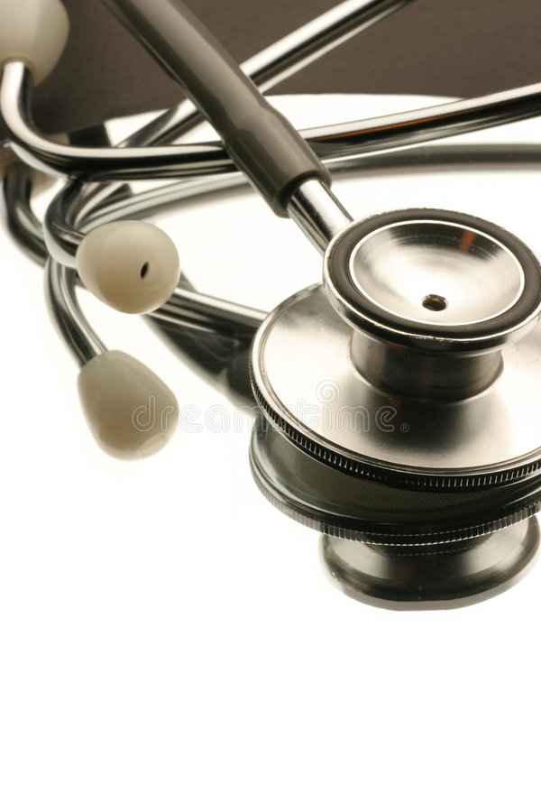 Download Stethoscope stock image. Image of mirror, medical, hear - 162237