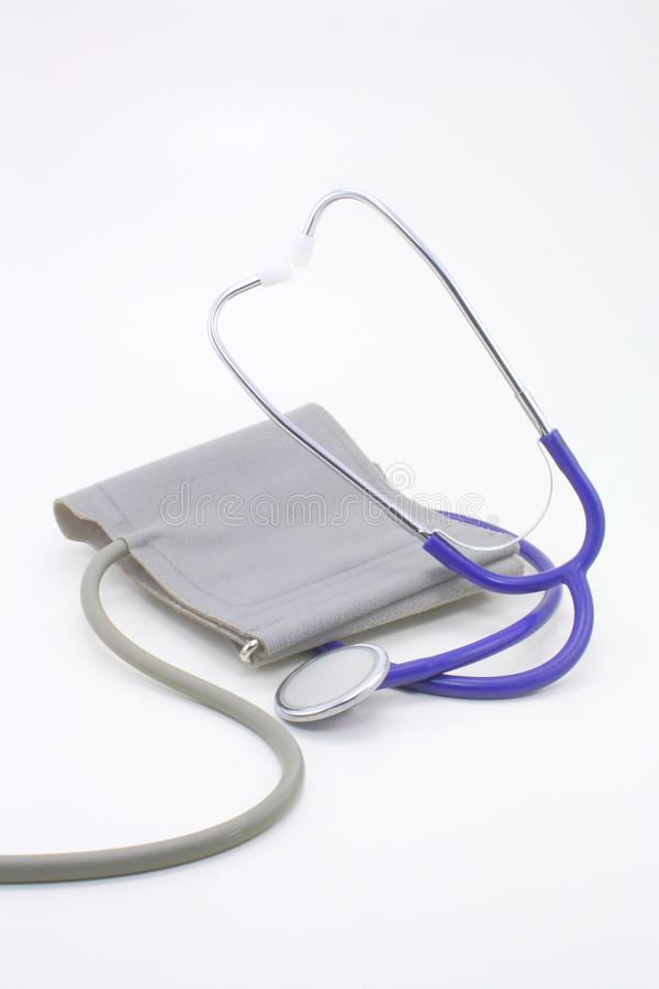 Download Stethoscope And Blood Pressure Cuff Stock Image - Image: 22723237