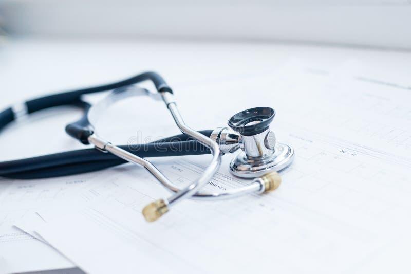 Stethoskop lizenzfreie stockfotografie
