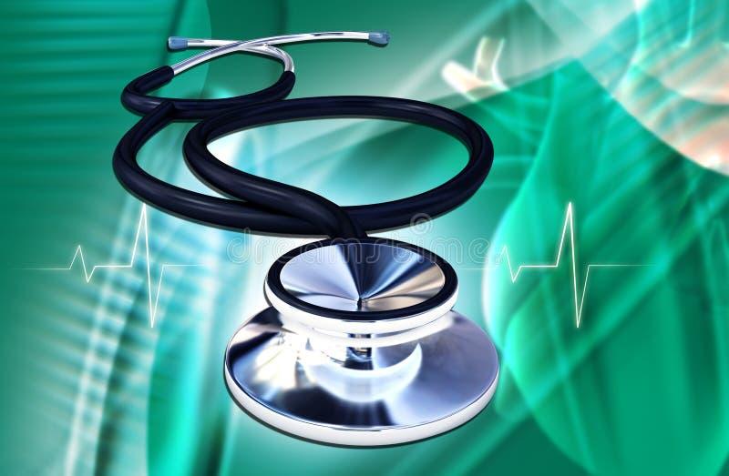 Stetoscopio royalty illustrazione gratis