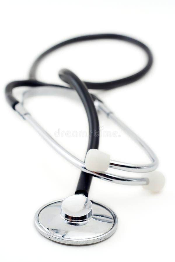 Stetoscopio medico immagini stock libere da diritti