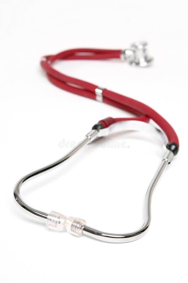 Stetoscopio medico di Sprague fotografie stock libere da diritti