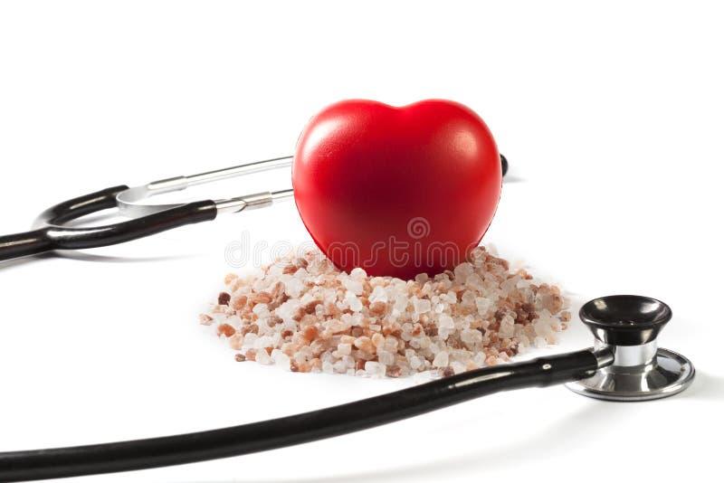 Stetoskop i sól zdjęcie stock
