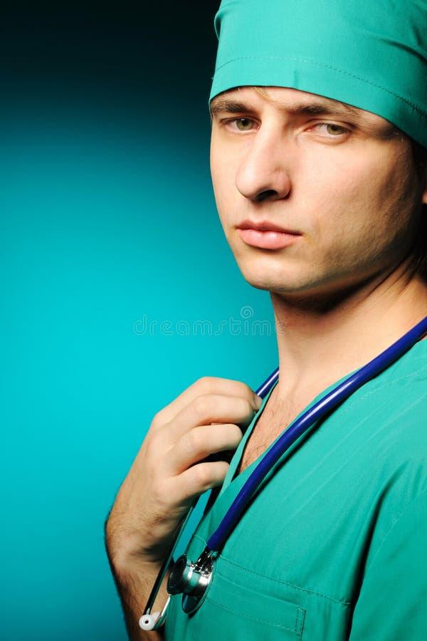 stetoskopu chirurg fotografia royalty free