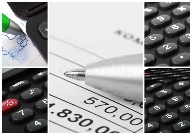 Steuer und Geldkonzept lizenzfreies stockfoto