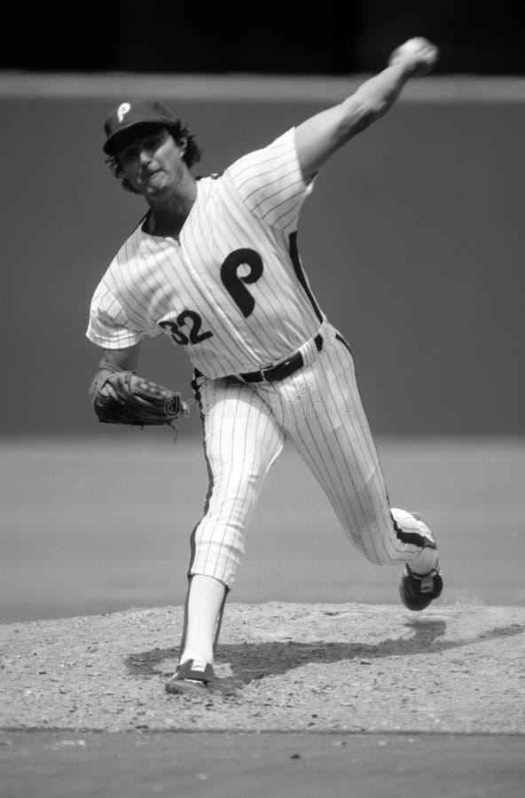 Steve Carlton Philadelphia Phillies στοκ φωτογραφία με δικαίωμα ελεύθερης χρήσης