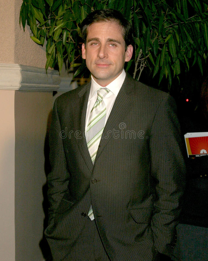 Steve Carrell, RITZ CARLTON obrazy royalty free