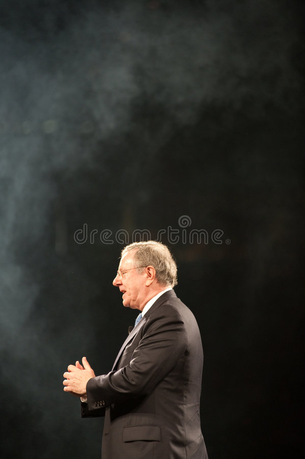 Steve Forbes royalty free stock images