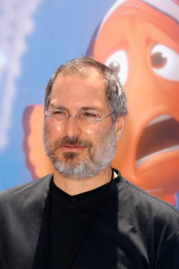 Steve Jobs stock afbeeldingen