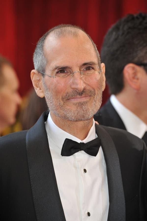 Steve Jobs immagini stock
