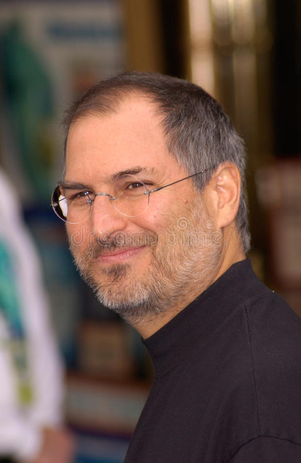 Free Steve Jobs Stock Photography - 34830322