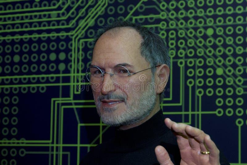 Steve Jobs fotografía de archivo