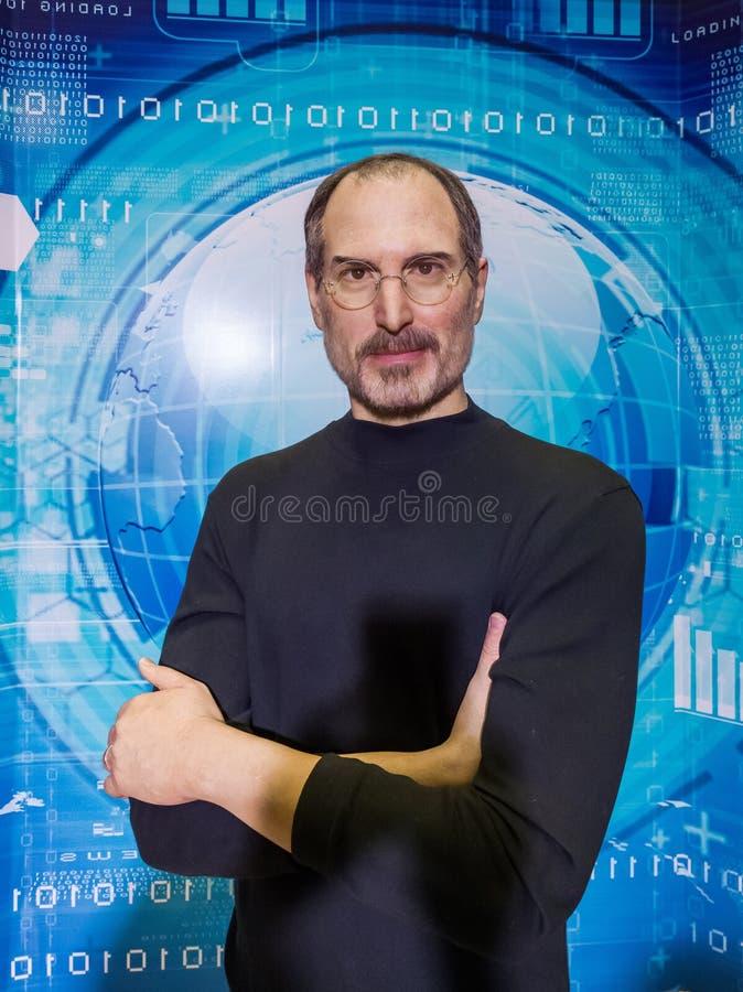 Steve Jobs foto de archivo libre de regalías