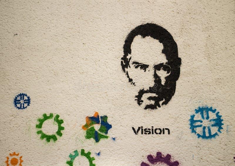 Steve Jobs stock foto