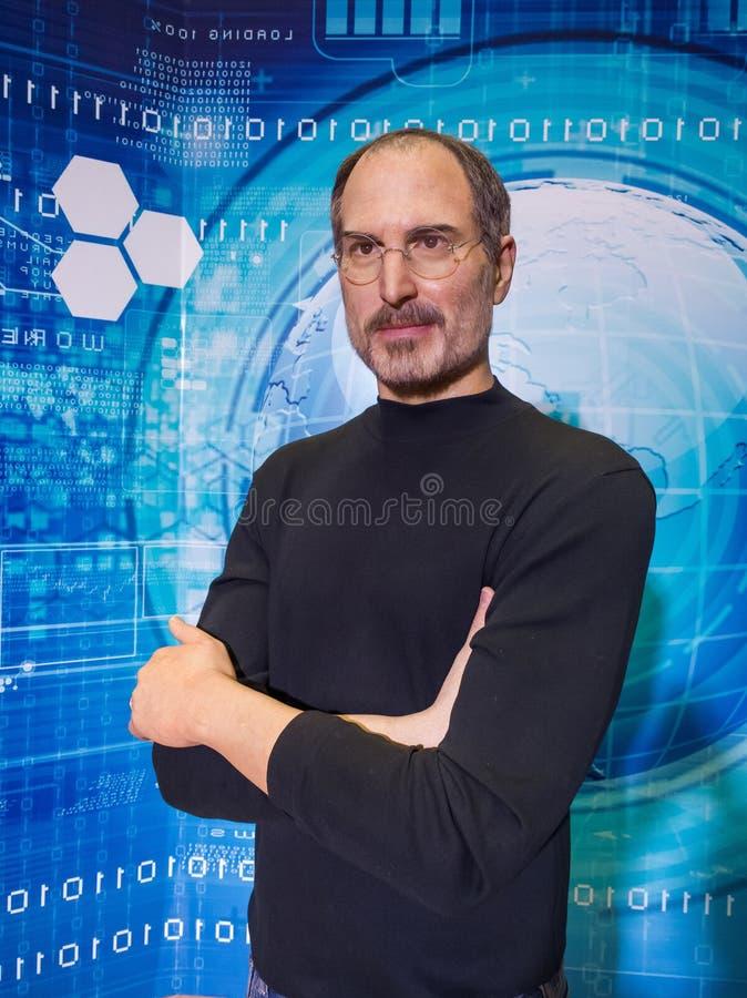 Steve Jobs stock image