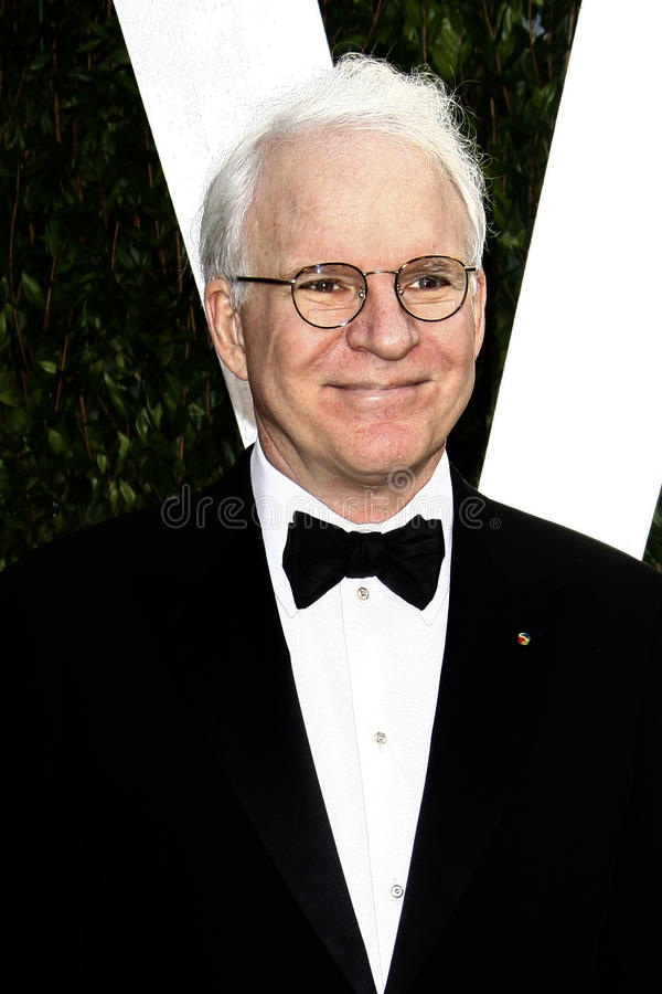 Steve Martin, Vanity Fair stock photos