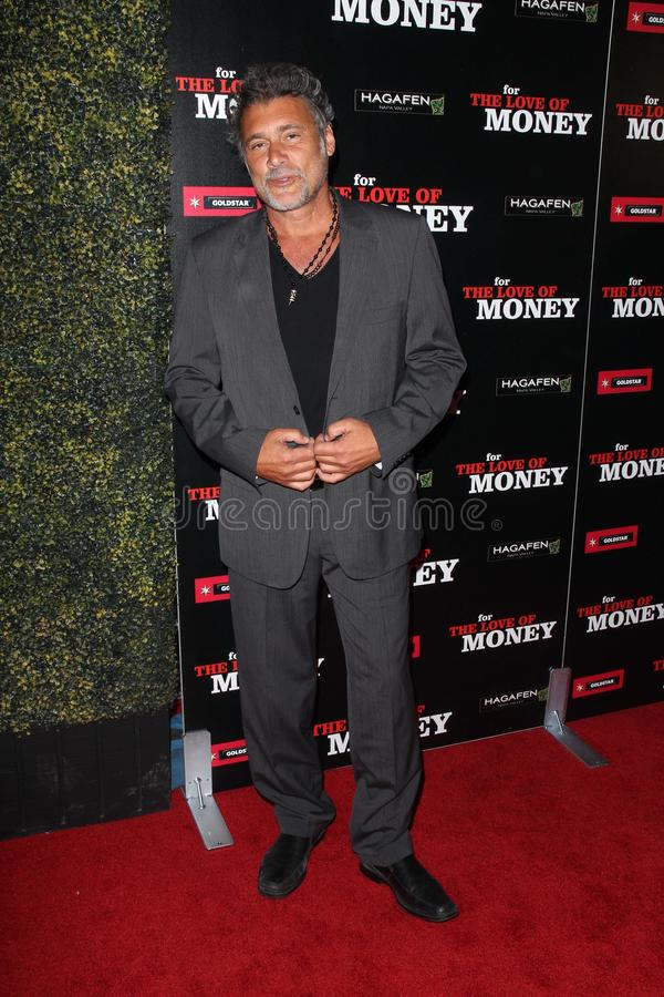 Steven Bauer at the World Premiere of