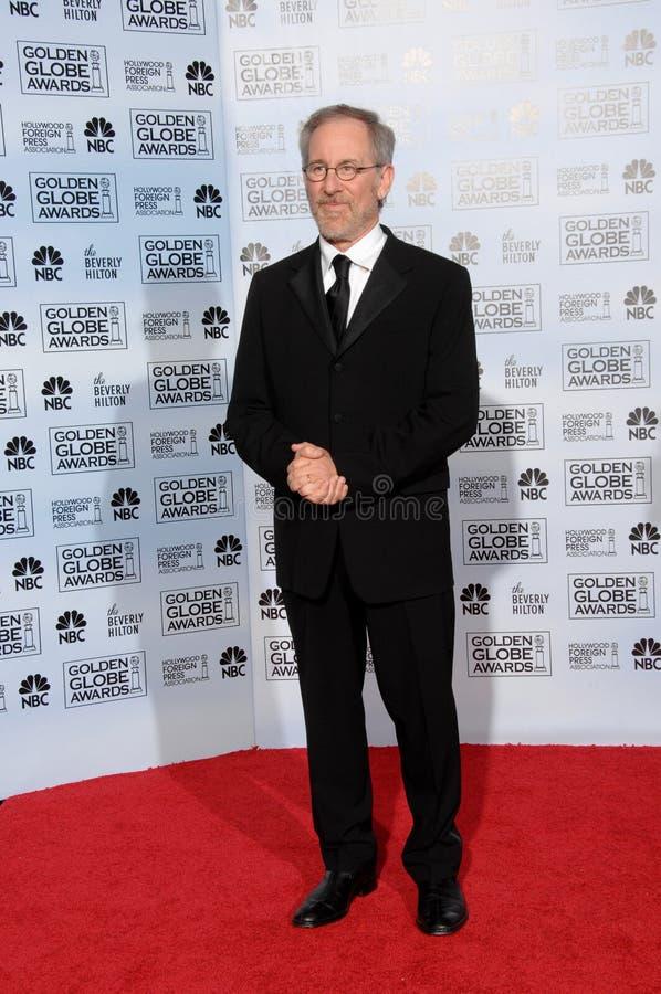 Steven Spielberg immagine stock libera da diritti