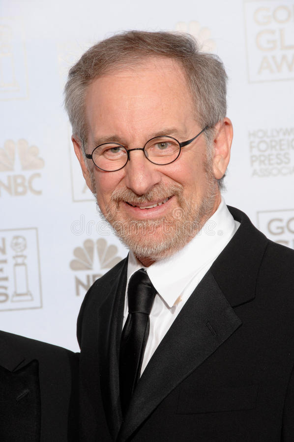 Steven Spielberg. At the 64th Annual Golden Globe Awards at the Beverly Hilton Hotel. January 15, 2007 Beverly Hills, CA Picture: Paul Smith / Featureflash royalty free stock photos