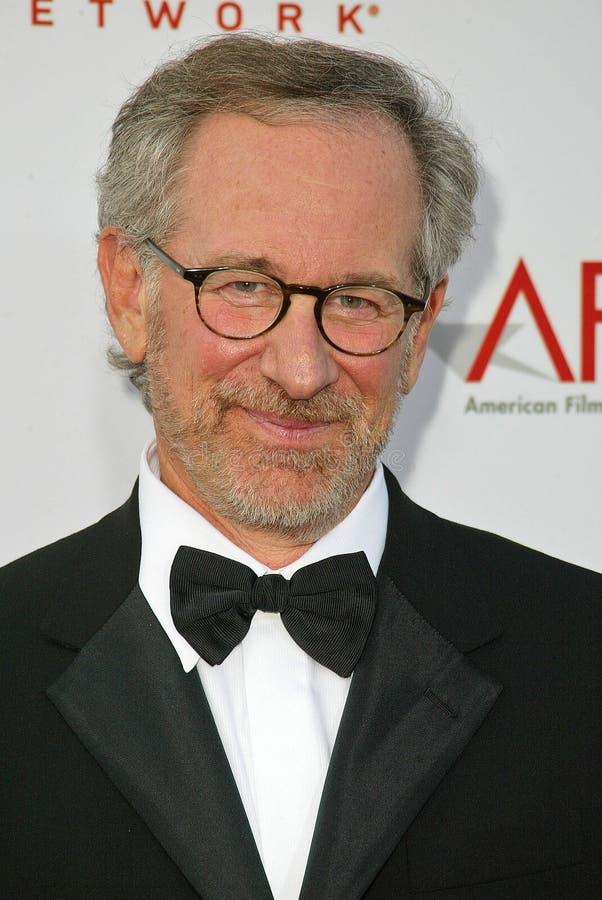 Steven Spielberg royaltyfria foton