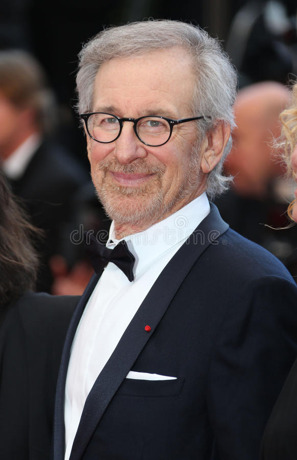 Steven Spielberg. At the 66th Cannes Film Festival - Inside Llewyn Davis Premiere, Cannes, France. 19/05/2013 Picture by: Henry Harris / Featureflash royalty free stock images