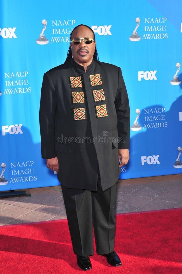 Stevie Wonder foto de archivo libre de regalías