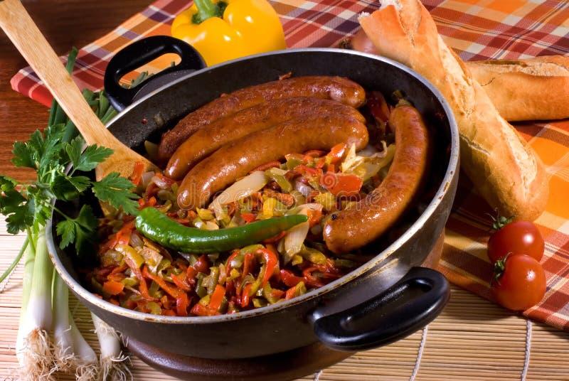 stew πάπρικας στοκ εικόνα με δικαίωμα ελεύθερης χρήσης
