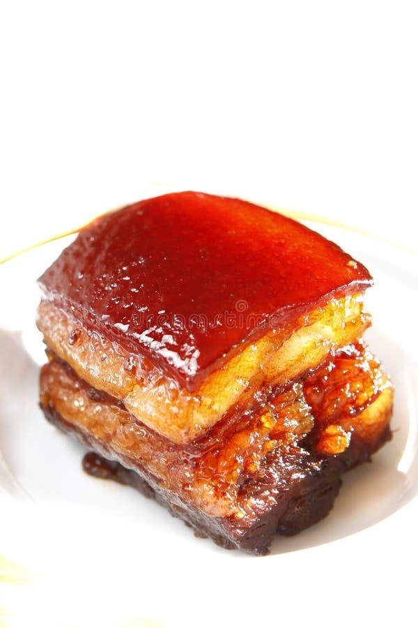 stew свинины стоковая фотография rf