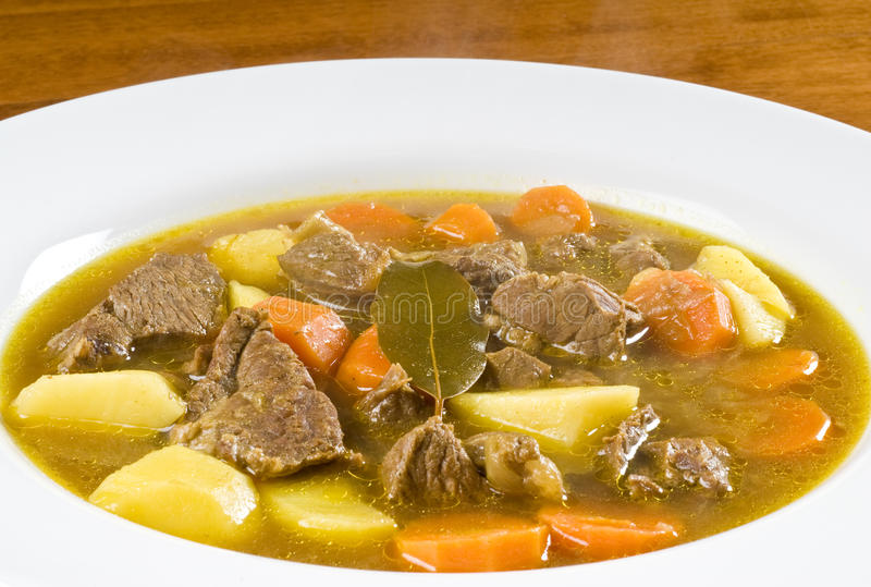 stew för currygetmeat royaltyfria bilder
