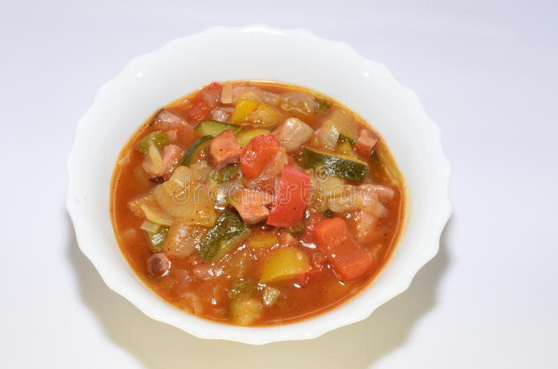 Stew Vegetables Food Meal stock images