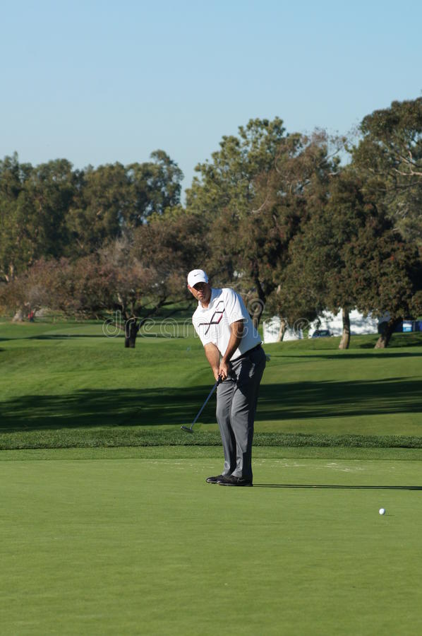 Download Stewart Cink 2012 Farmers Insurance Open Editorial Stock Photo - Image: 23049168